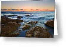 Coolum Dawn Greeting Card