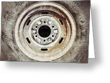 Cooper Discoverer Radial Lt Tire Greeting Card