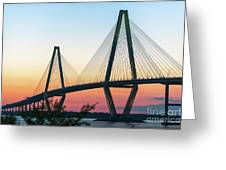 Cooper River Diamonds Greeting Card