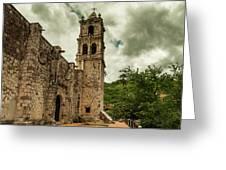 Copala Church Greeting Card