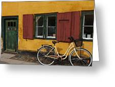 Copenhagen Still Life Greeting Card