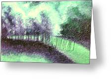 Copse Greeting Card