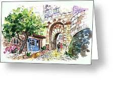 Cordes Sur Ciel 03 Greeting Card