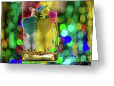 Cordial Congratulations From Ukraine Greeting Card