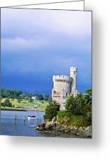 Cork City, Blackrock Castle Greeting Card