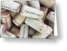 Cork Collection Greeting Card