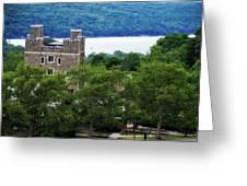 Cornell University Ithaca New York 09 Greeting Card