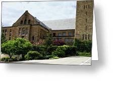 Cornell University Ithaca New York 13 Greeting Card