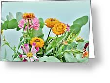 Cornflowers 20 Greeting Card