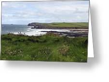 Cornwall Coast 3 Greeting Card