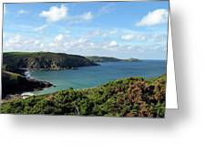 Cornwall Coast II Greeting Card