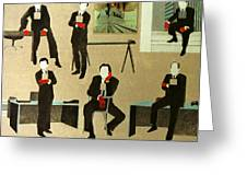 Corporate Image Greeting Card