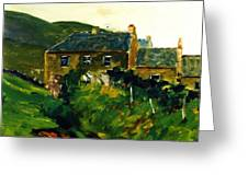 Corrymore 1913 Greeting Card