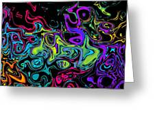 Cortex Daydream Greeting Card