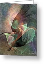 Cosmic Tundra Greeting Card