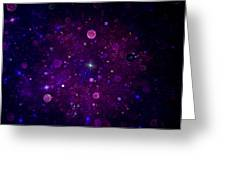 Cosmic Wonders Greeting Card