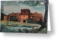 Cotehele Manor House Greeting Card