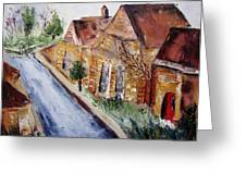 Cotswold Street Greeting Card