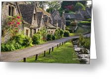Cotswolds Homes Greeting Card