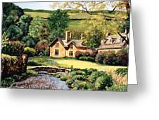 Cotswolds Greeting Card