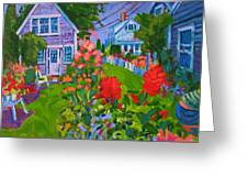 Cottage Country Greeting Card
