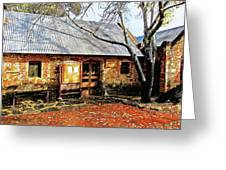 Cottage Industry Greeting Card