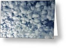 Cotton Wool Greeting Card