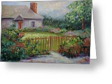 Cottswold Cottage Greeting Card