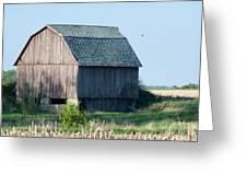 Country Barn Greeting Card