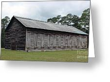 Country Barn - Well Used Greeting Card