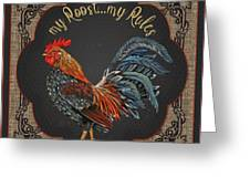 Country Kitchen-jp3767 Greeting Card