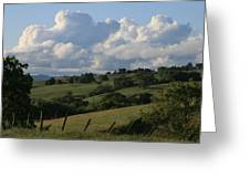 Country Living Greeting Card