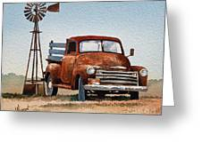 Country Memories Greeting Card