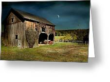 Country Moves Greeting Card