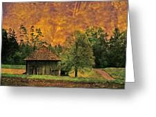 Country Road - Take Me Home Greeting Card