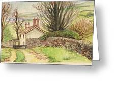 Country Scene Collection 1 Greeting Card