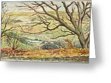 Country Scene Collection 2 Greeting Card