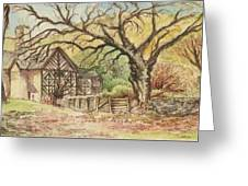 Country Scene Collection Greeting Card