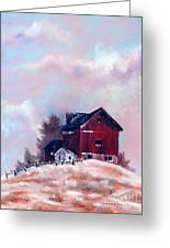 Country Sentinel Greeting Card