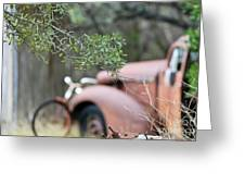 Country Truck Greeting Card
