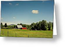 Countrybarn Greeting Card