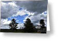 Countryside Beauty Greeting Card