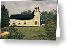 County Chruch Greeting Card
