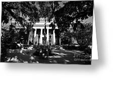County Courthouse Greeting Card