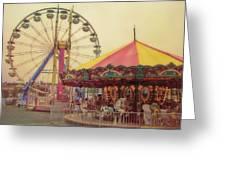 County Fair Greeting Card