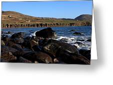 County Kerry Coastline Greeting Card
