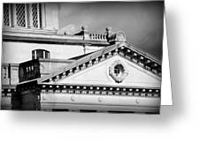 Court In Session Greeting Card