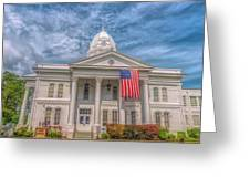 Courthouse2 Greeting Card