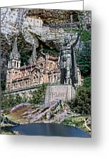 Covadonga Greeting Card