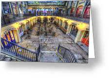Covent Garden London View Greeting Card